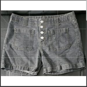 Levi's Women's Black Shorts